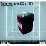 Transformador 50 Watts 220 A 110v.