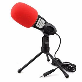 Microfono Condensador Pc Karaoke Videos Juego Chat Peridismo