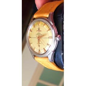 a8dc685d531 Relógio Omega Constellation Meister Aço Ouro Pie Pan - Relógios no ...