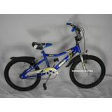 Bicicleta Musetta R20 Viper Azul