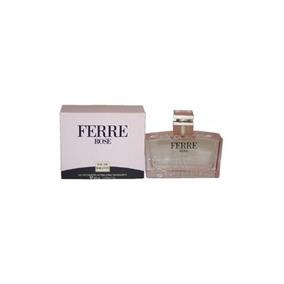 Ferre Rose Edt Spray Para Las Mujeres 3.4 Oz
