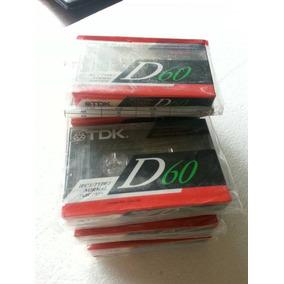 Cinta De Cassette Tdk