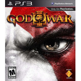 Juego Ps3 God Of War 3 Fisico Sellado