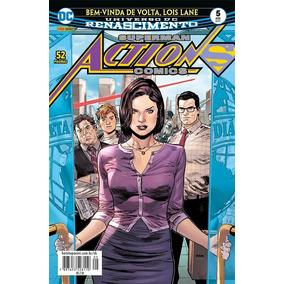 Renascimento Action Comics 5 E 6 + Liga Da Justiça 5