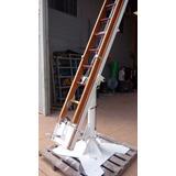 Escada Giratória 9 Mts C/ Escada Extensível N O V A