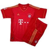 Uniforme Adidas Bayer Munich Niños