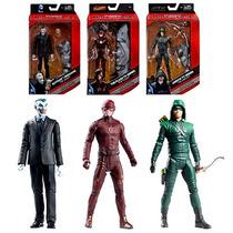 Figuras Dc Comics Justice Buster Flash Joker Arrow Multivers