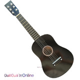 Juguete Guitarra Acustica Negra Natural Infantil Starkids