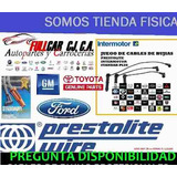Jgo Cables Bujias Toyota Camry 6cil 3.0 92-93 Intermotor Cb