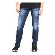 Calça Jeans  Masculina Slim  Lycra Elastano Original Nf