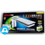 Iluminador Atman A Led Touch Cx Mp Luz Blanca / Azul
