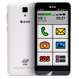 Celular Adulto Mayor Abuelos Exo Spanky Facil 4g Microcentro