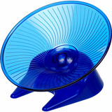 Flying Saucer Exercise Wheel Para Erizo Chinchilla Rata