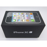 Iphone 3g S A1303 8gb - Usado Tela Quebrada