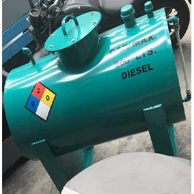 Tanque Cilindrico Para Diesel Horizontal O Vertical 200 Lts