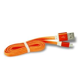 Cable Celular Micro Usb Uso Rudo V8 Carga Datos Reforzado