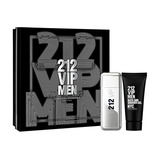 Coffret Carolina Herrera 212 Vip Men Masculino - Edt 100 Ml