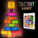 Lampara Velador Tetris Crea Tus Propias Combinaciones