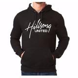 Blusa - Hilsong United Rock Gospel - Moletom Canguru !!!