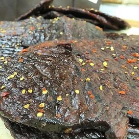 Carne Seca Cecina Sonorense Natural O Con Chiltepín 500gr
