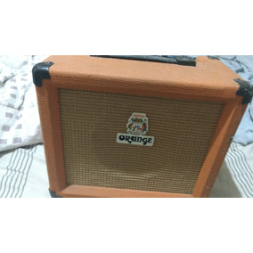 Amplificador / Cubo Orange Crush 15r