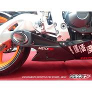 Escapamento Esportivo Honda Cbr 1000rr Taylor Made Cod.121