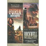 Dvd Filme - Fúria Selvagem / Rockwell (dubl/leg/lacrado)