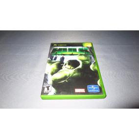 Hulk Xbox Clasico **cd En Muy Buen Estado** *juegazo*