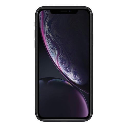 iPhone XR 64 GB preto