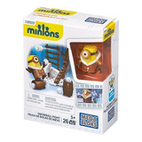 Mega Bloks Minions Luta Com Bola De Neve - Mattel