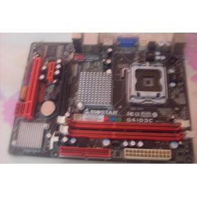 Tarjeta Madre Intel G41d3c ( Pin