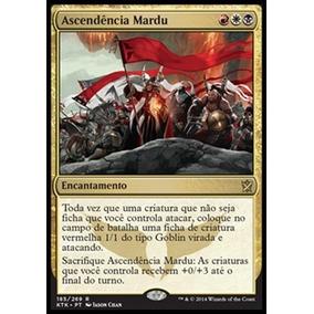 Deck Mardu - Branco, Preto E Vermelho - Magic