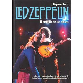 Led Zeppelin Libro El Martillo De Los Dioses Español Nuevo