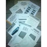 Manuales Usuarios Hercules Mk2 Ecualizadores Mixer Phonic ++