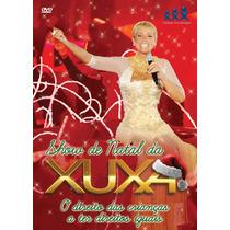 Xuxa - Show De Natal Da Xuxa - O Direito Das Crianças - Dvd