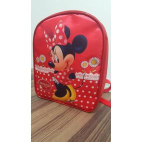 Mochilas Personalizadas Do Mickey E Minnie