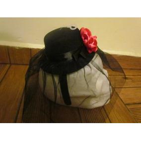 Mini Sombrero Lolita Gotico Disfraz