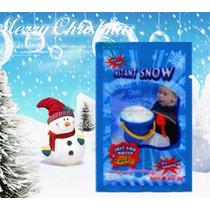 Nieve Artificial En Sobre Lote De 10