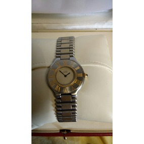 Reloj Cartier Siglo Xxi Original