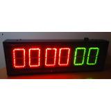 Cronometro Deportivo De Leds Configurable