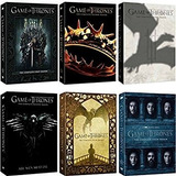 Game Of Thrones Importe Temporada 1/2/3/4/5/6 Serie Dvd