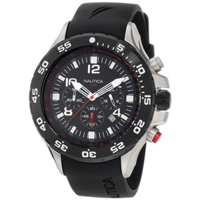 Reloj Nautica N17526g Resina, Cuarzo Japones Hombre