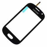 Tela Vidro Touch Galaxy Fame Duos Gt-s6810/6812 - Azul