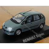 Scenic 1:43 Palio 1/43 Gol 1/43 Santana 1/43 Renault Scenic