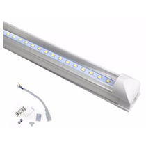 Lampara Tubo Led 1.20 Mts Base Aluminio 18w Oferta T8