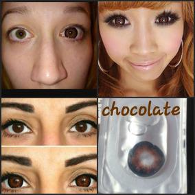 Pupilentes Big Eye Ojo De Muñeca Lolita Cosplay Circle Lens