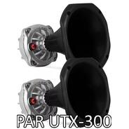 Par Driver Ultravox Utx 300 150w Grátis Capacitor E Corneta