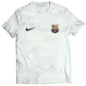 Camisa Barcelona - Camisetas Manga Curta para Masculino no Mercado ... bec03bc8ed5