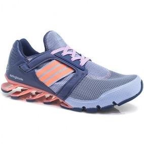 Tenis adidas Feminino Springblade E-force Lilas/lja