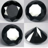 Diamante Negro.lapidação Brilhante.0,60 Pontos
